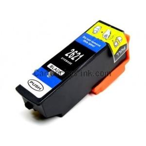 cartouches compatibles Epson T2621, T2631, T2633, T2634, lot T2636 ou 26XL