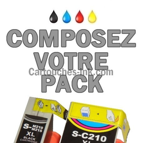Cartouches compatibles Samsung M210, M215, C210